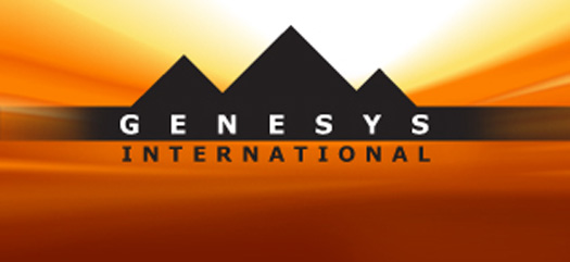 Genesys International Logo